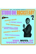 New Vinyl Various - Studio One Rocksteady Vol. 2 2LP