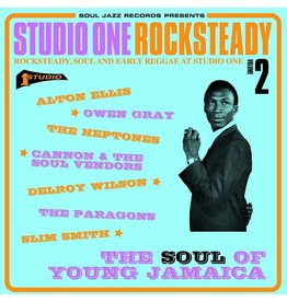 New Vinyl Various - Studio One Rocksteady Vol. 2 2LP