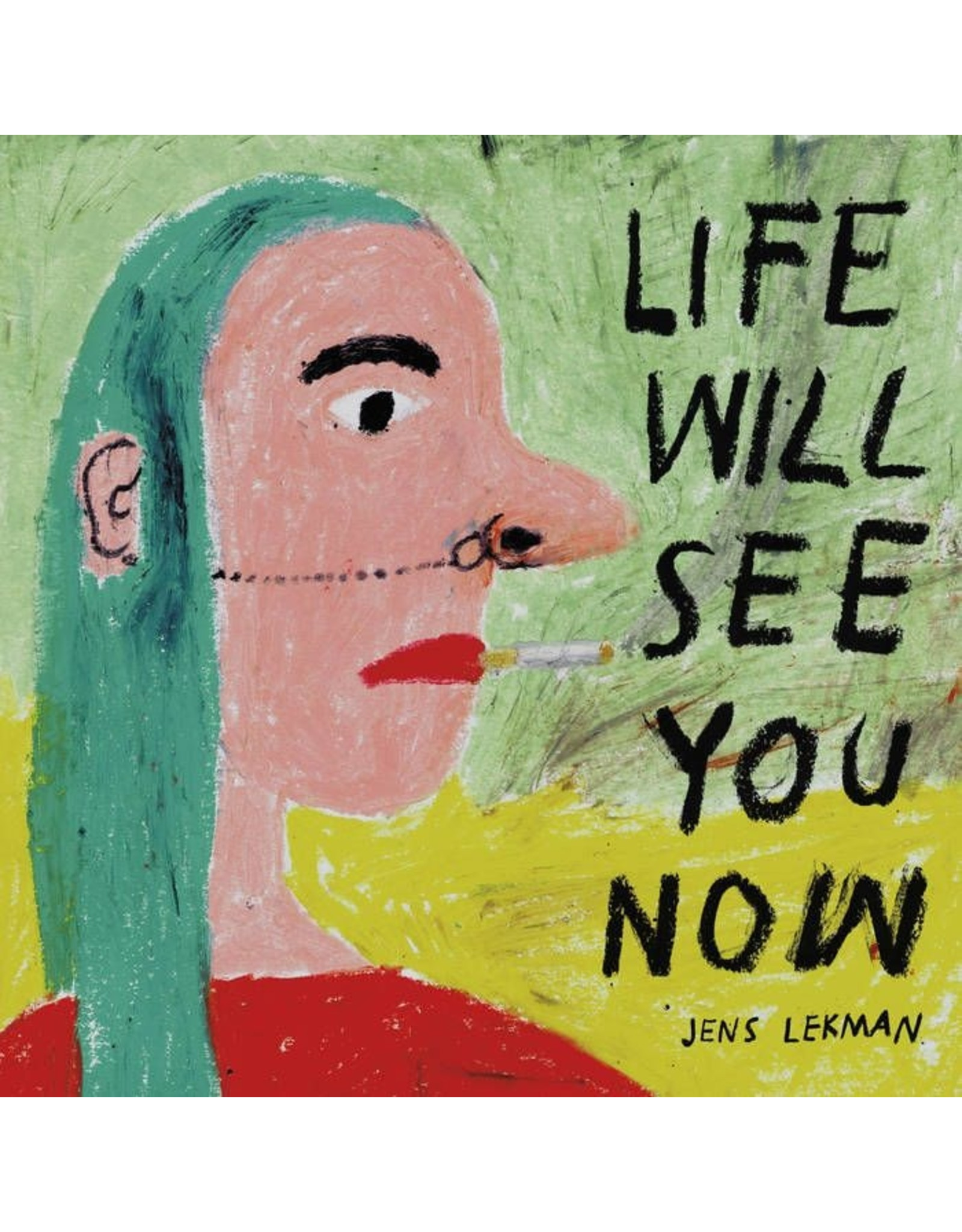 New Vinyl Jens Lekman - Life Will See You Now (Colored) LP