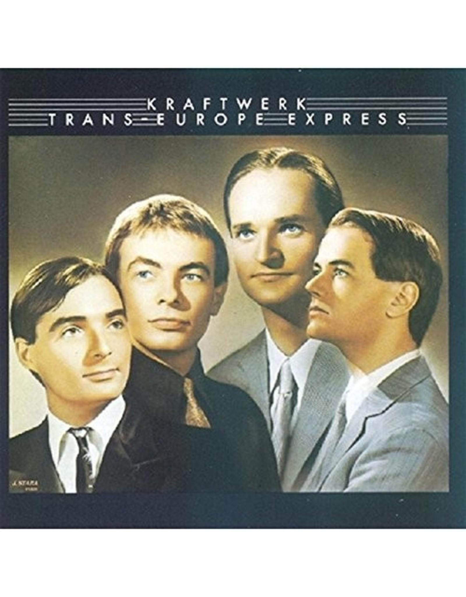 New Vinyl Kraftwerk - Trans-Europe Express LP