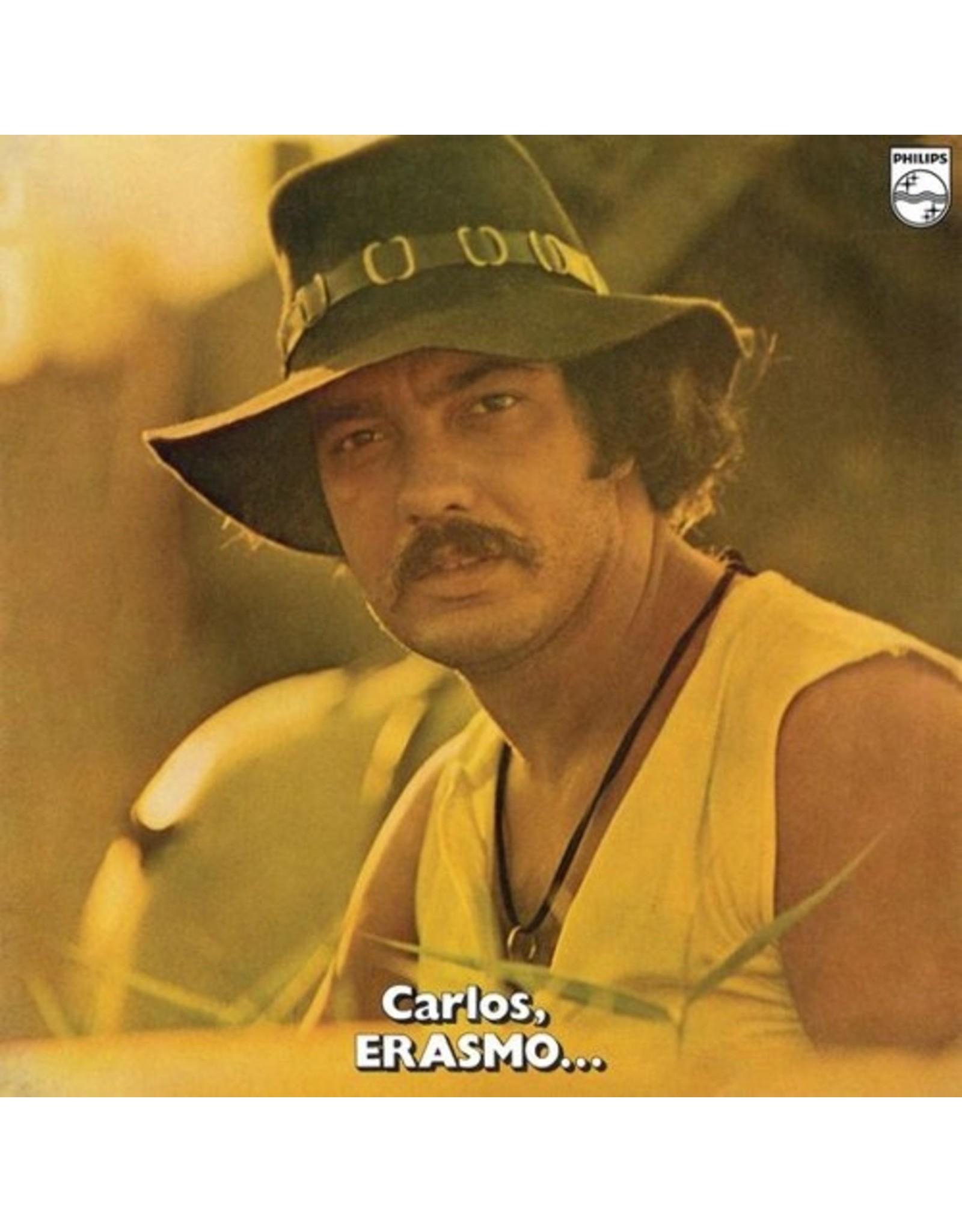 New Vinyl Erasmo Carlos - Carlos, ERASMO [Brazil Import] LP