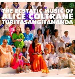 New Vinyl Alice Coltrane - World Spirituality Classics 1: The Ecstatic Music Of Alice Coltrane 2LP