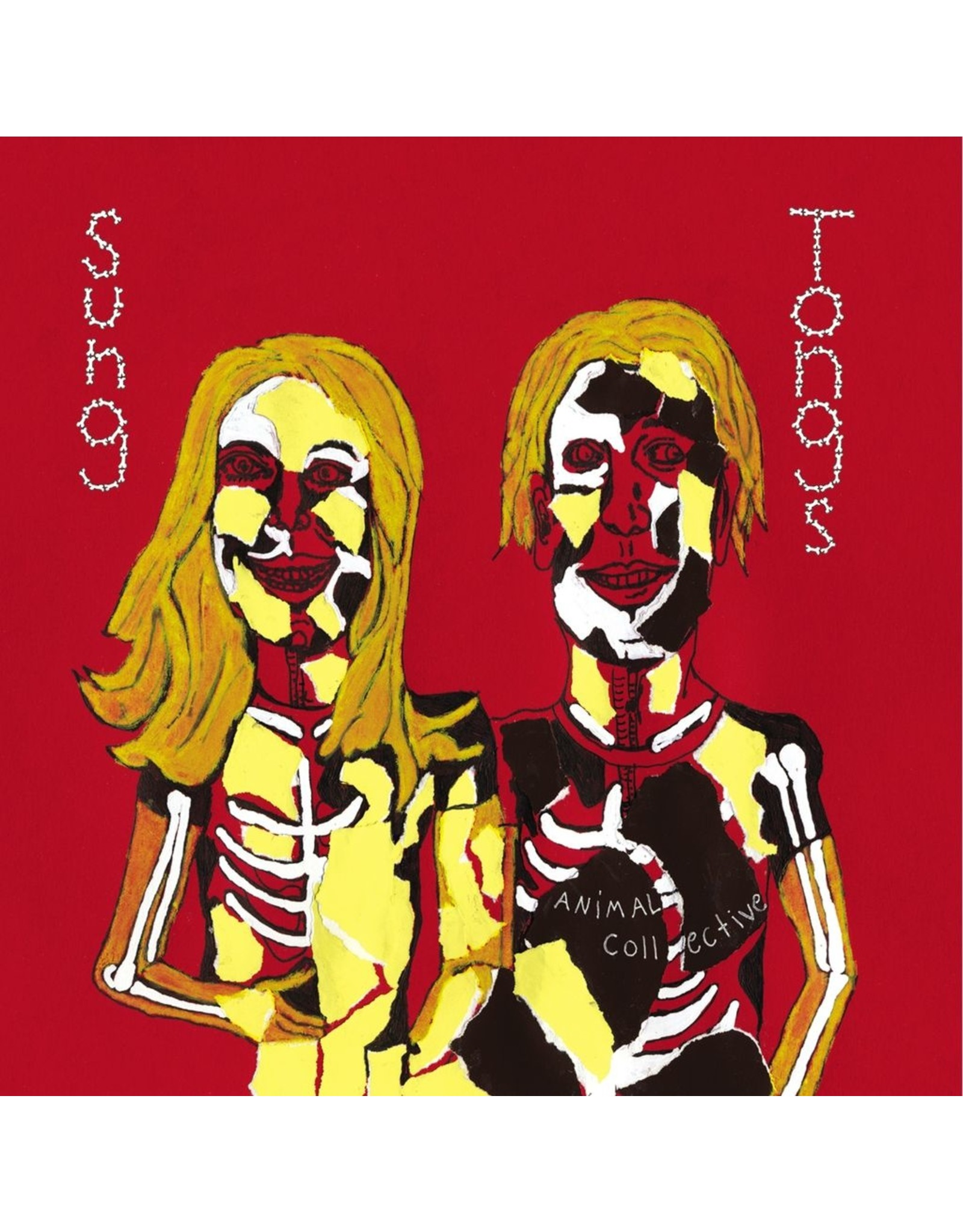 New Vinyl Animal Collective - Sung Tongs 2LP