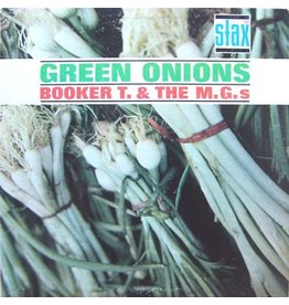 New Vinyl Booker T. & The M.G.s - Green Onions LP