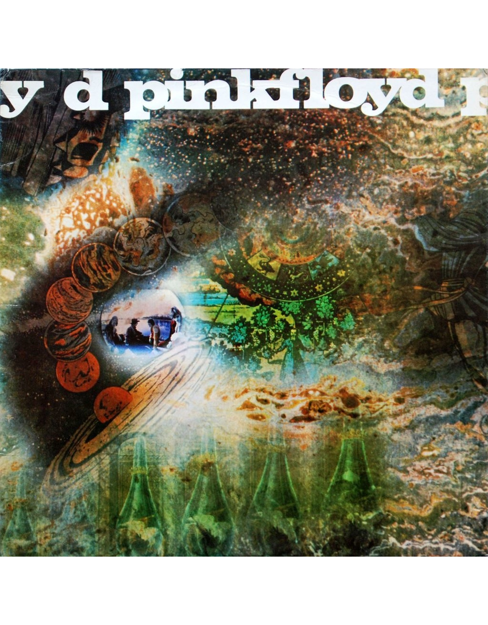 New Vinyl Pink Floyd - A Saucerful Of Secrets LP