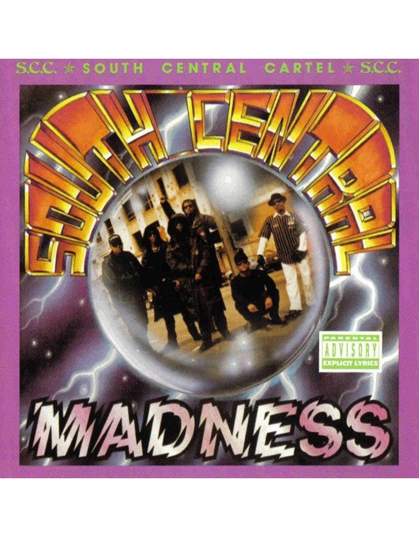 New Vinyl South Central Cartel - South Cental Madness LP