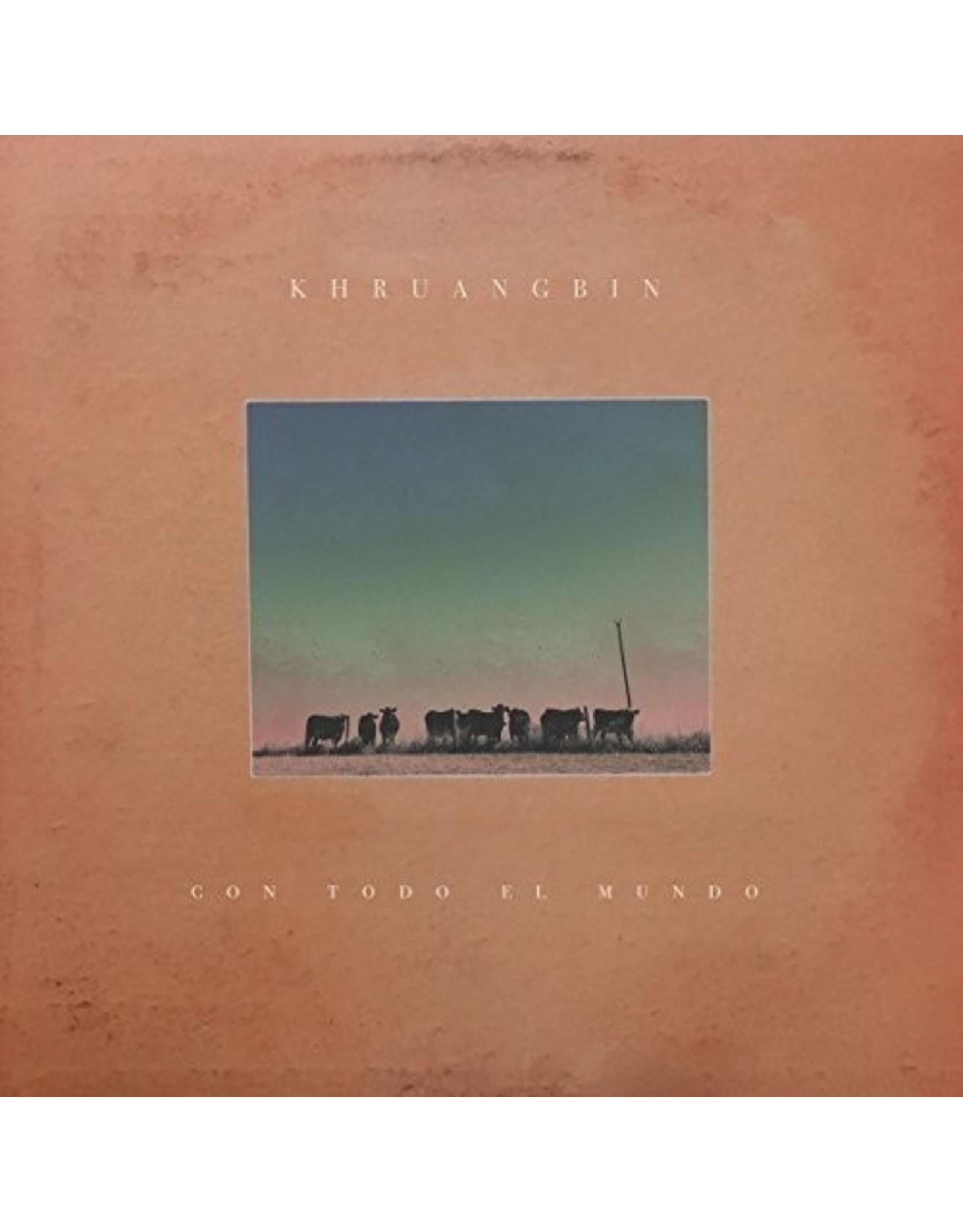 New Vinyl Khruangbin - Con Todo El Mundo LP