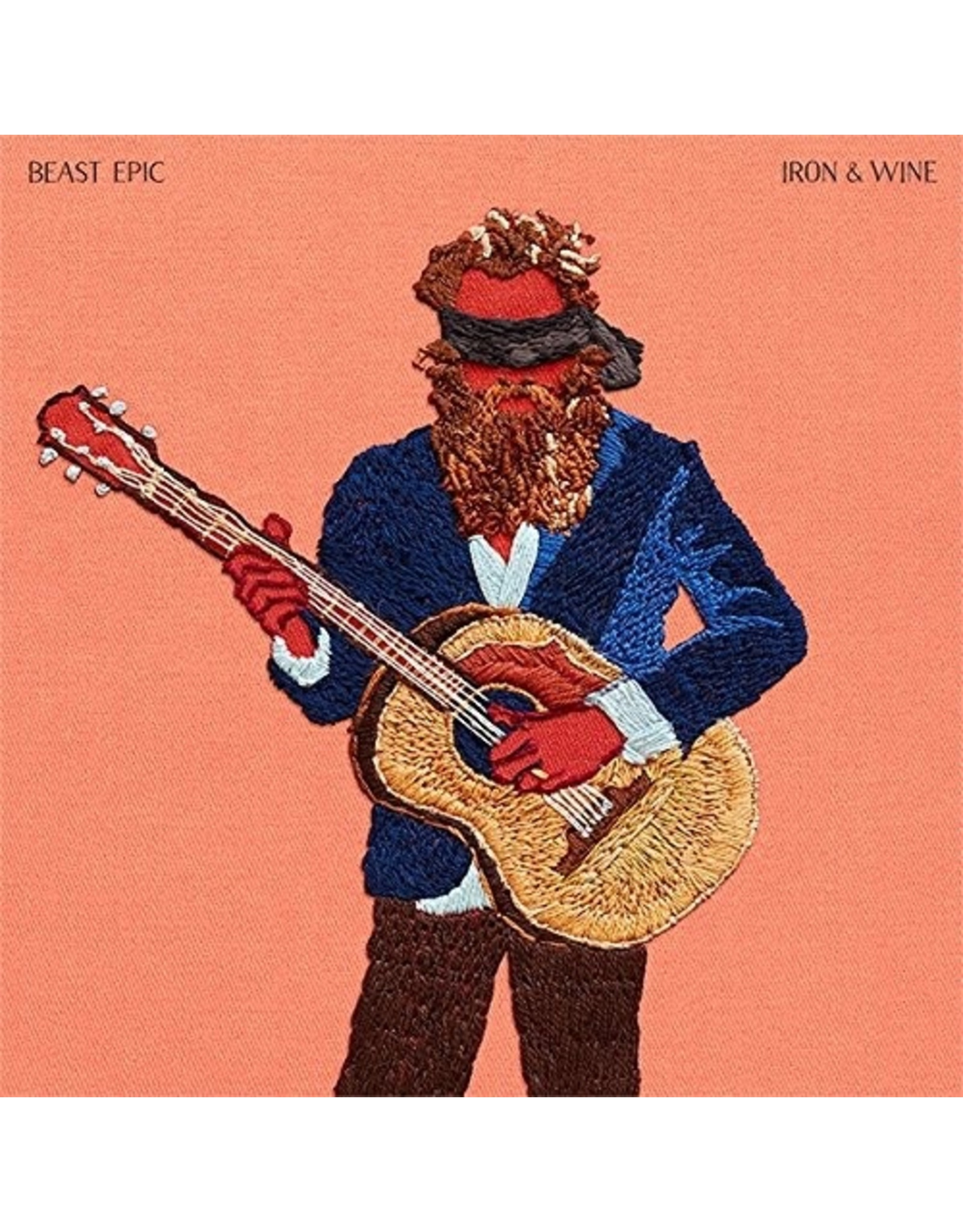 New Vinyl Iron & Wine - Beast Epic LP