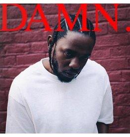 New Vinyl Kendrick Lamar - DAMN. 2LP