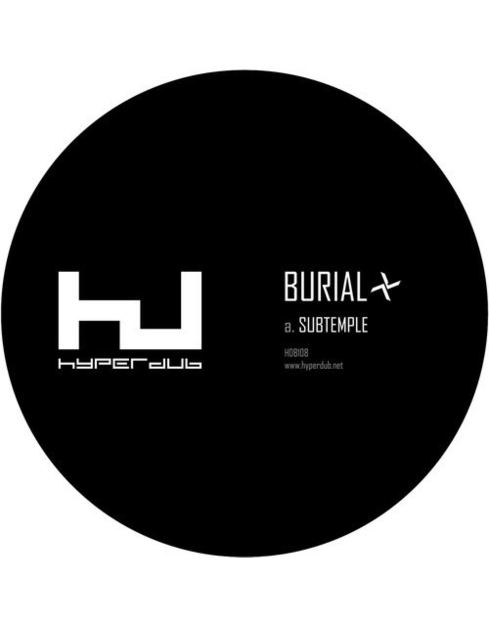 "New Vinyl Burial - Subtemple 10"""