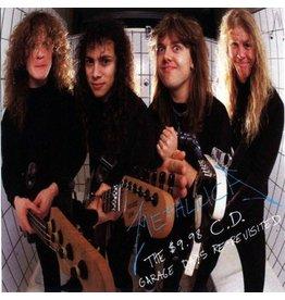 "New Vinyl Metallica - The $5.98 EP - Garage Days Revisited 12"""