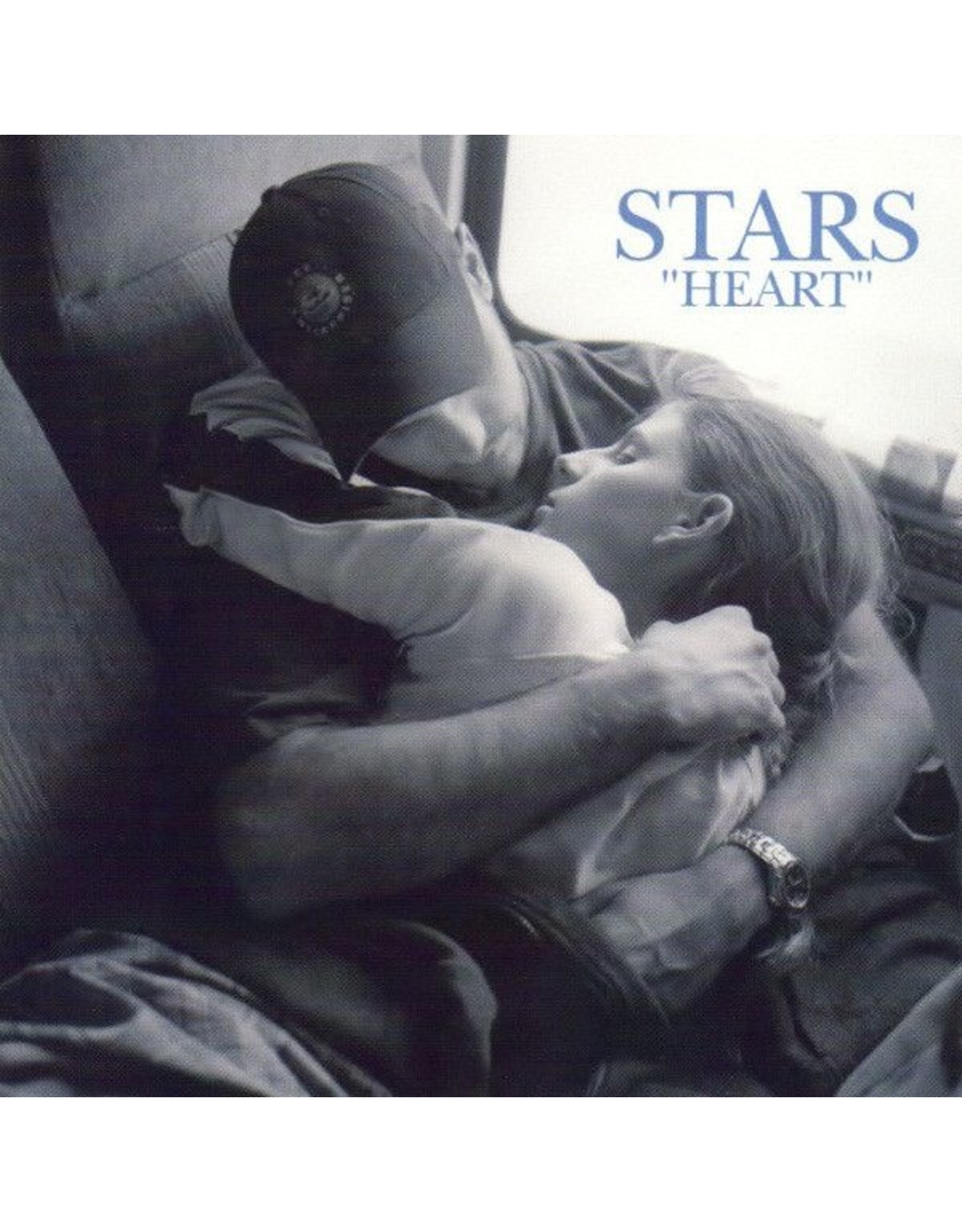 New Vinyl Stars - Heart LP