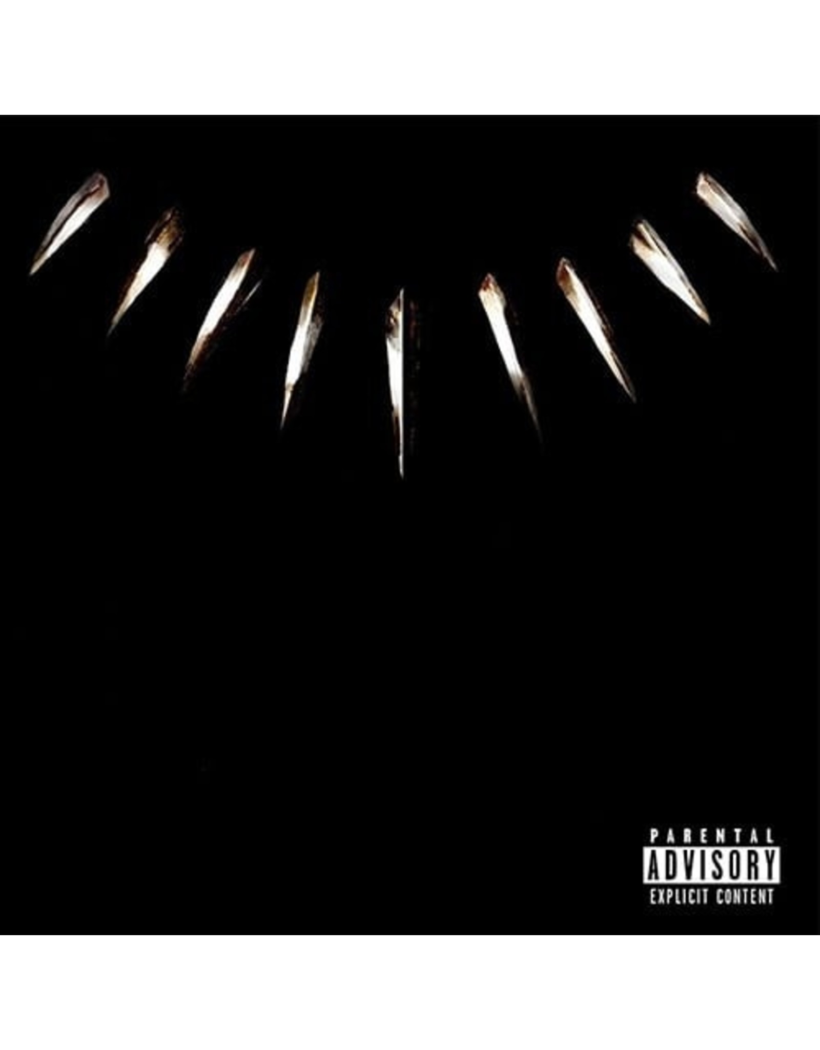 New Vinyl Various - Black Panther OST 2LP
