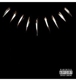 New Vinyl Various - Black Panther OST 2LP
