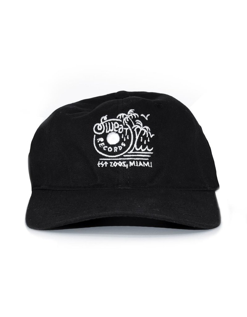 Hat Sweat Records Dad Hat