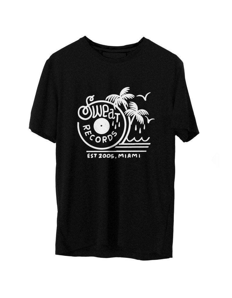 "Shirt Sweat x Brian Butler ""Palms"" Logo Tee"