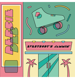 "New Vinyl Debbie Deb - Everybody's Jammin' 12"""