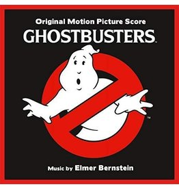 New Vinyl Elmer Bernstein - Ghostbusters OST 2LP