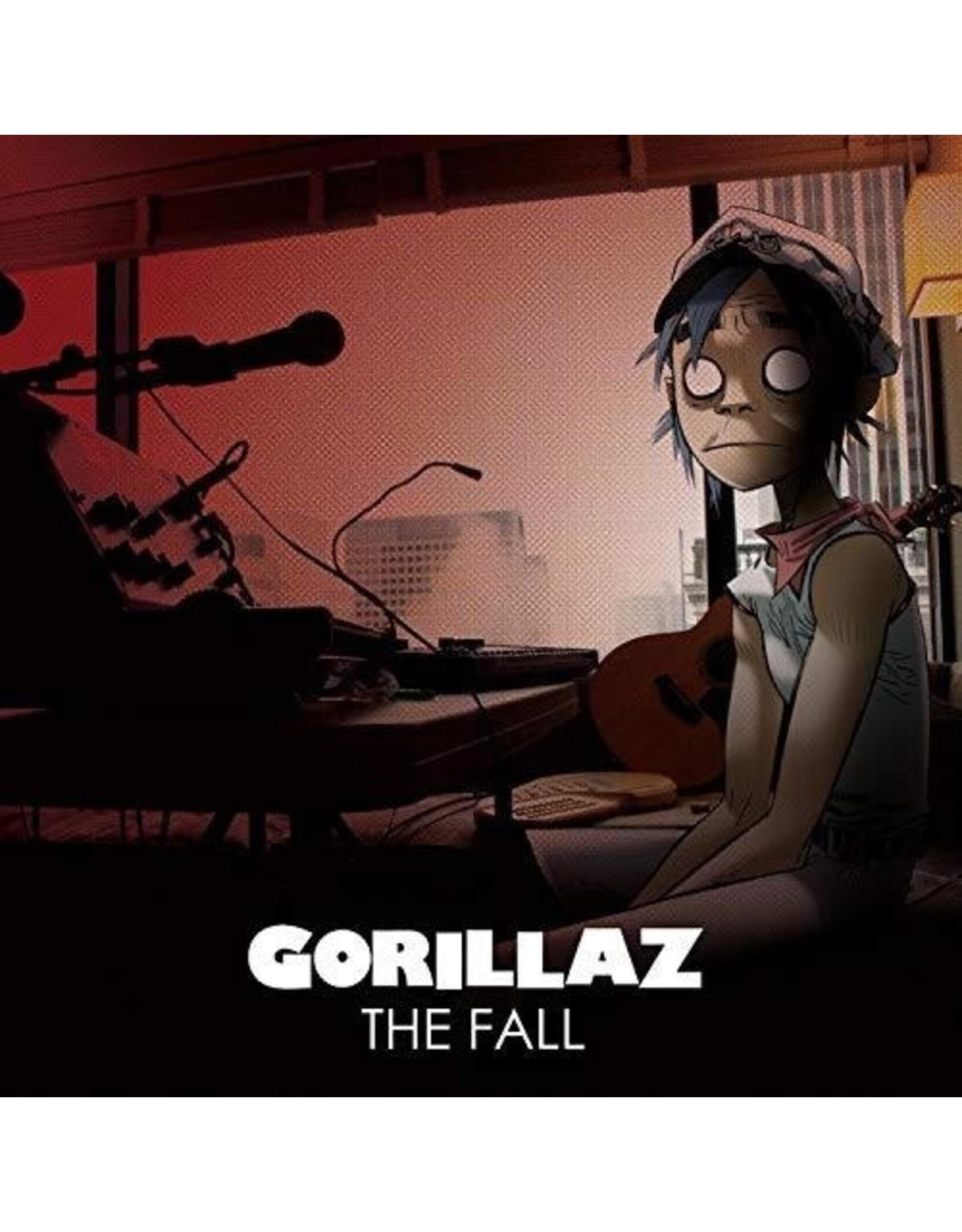 New Vinyl Gorillaz - The Fall LP