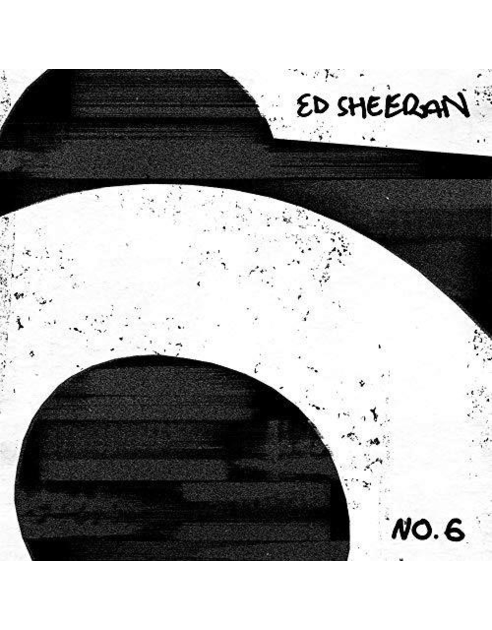 New Vinyl Ed Sheeran - No. 6 Collaborations Project 2LP