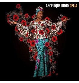 New Vinyl Angelique Kidjo - Celia LP