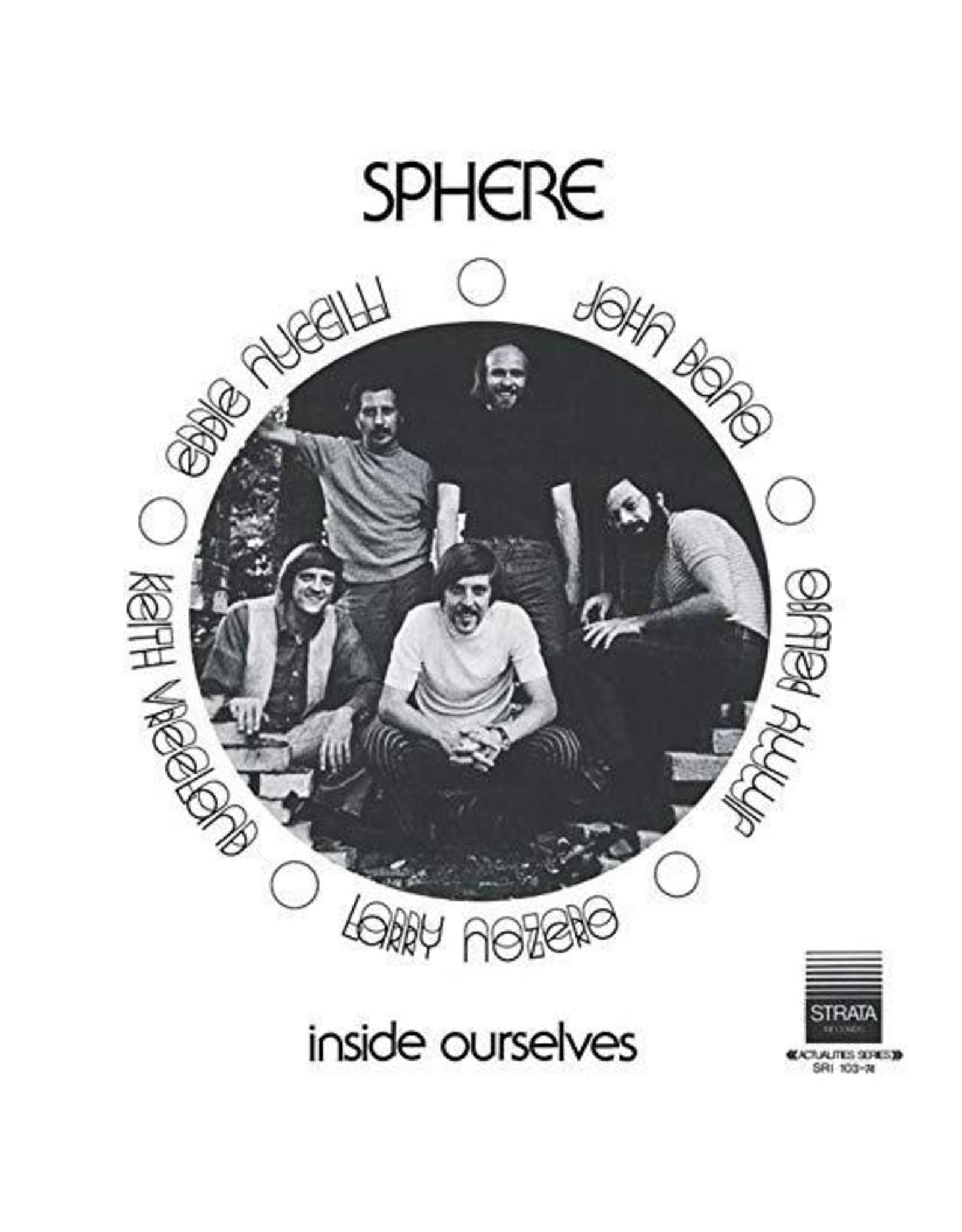 New Vinyl Sphere - Inside Ourselves 2LP