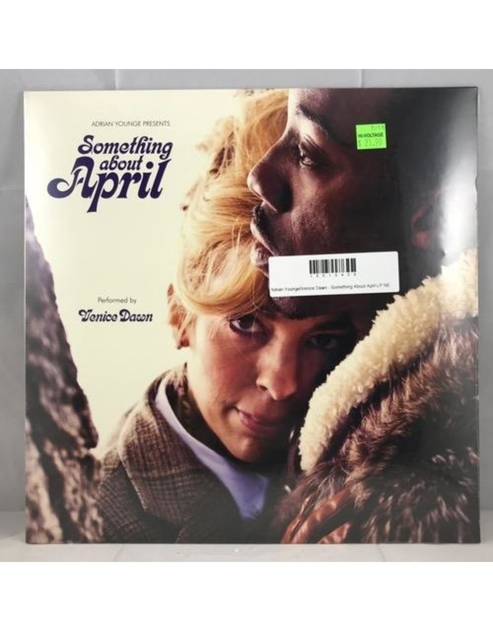 New Vinyl Adrian Younge - Presents Venice Dawn: Something About April LP
