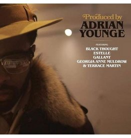 New Vinyl Adrian Younge - Produced By Adrian Younge EP 12""