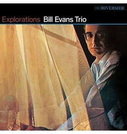 New Vinyl Bill Evans Trio - Explorations LP
