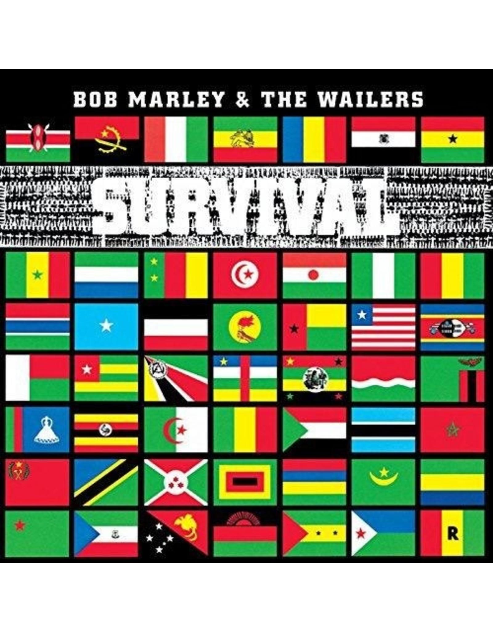 New Vinyl Bob Marley & The Wailers - Survival LP