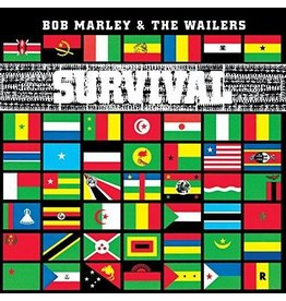 New Vinyl Bob Marley & The Wailers - Survival LP
