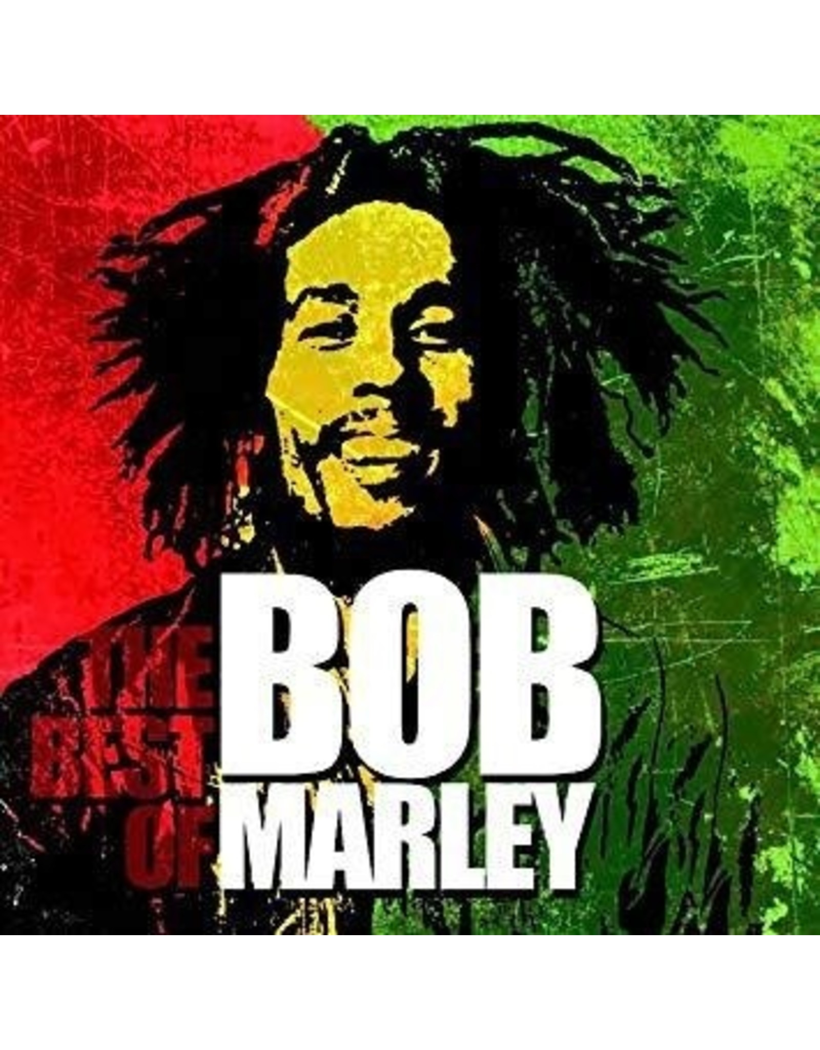 New Vinyl Bob Marley - The Best Of LP