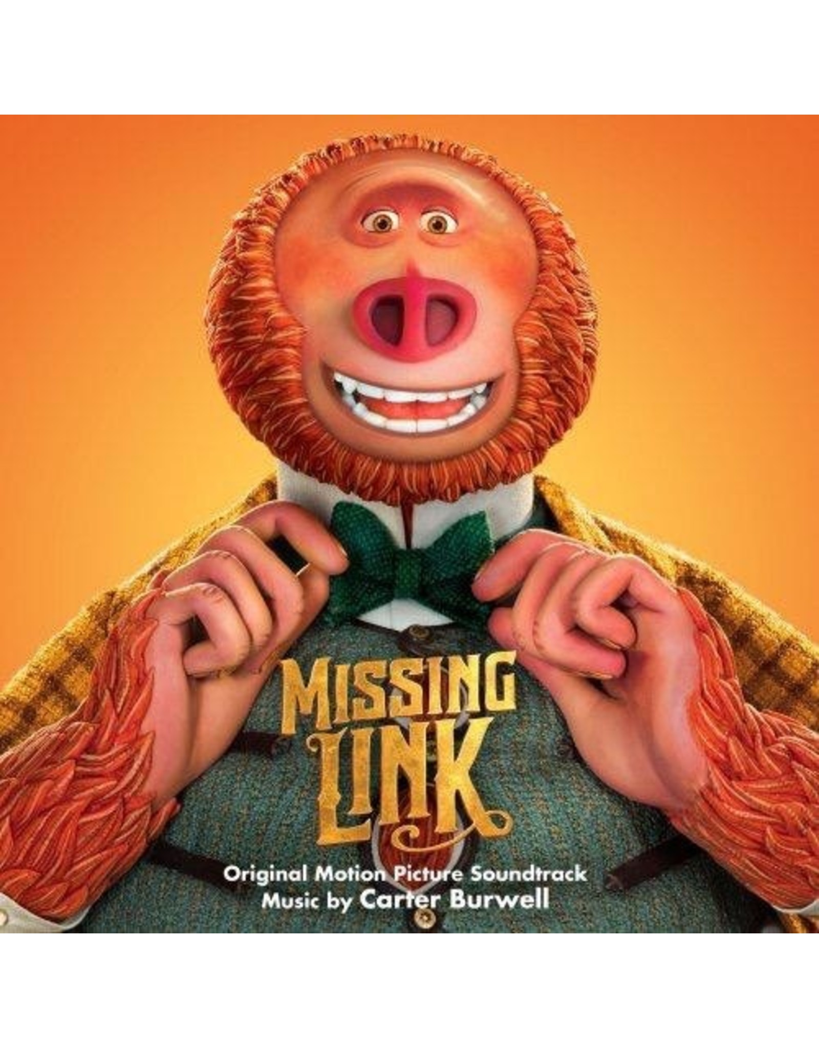 New Vinyl Carter Burwell - Missing Link OST 2LP