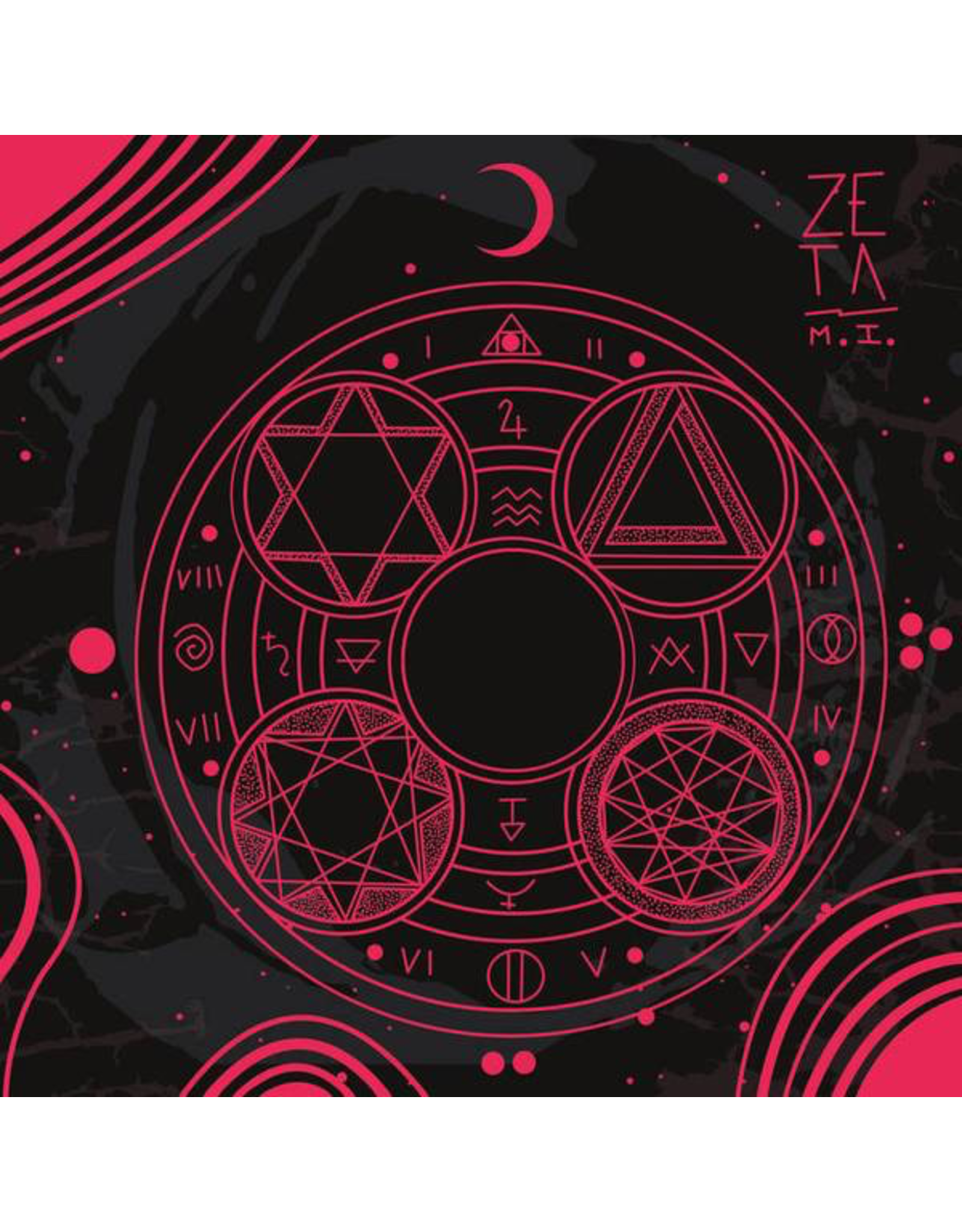 New Vinyl Zeta - Magia Infinita LP