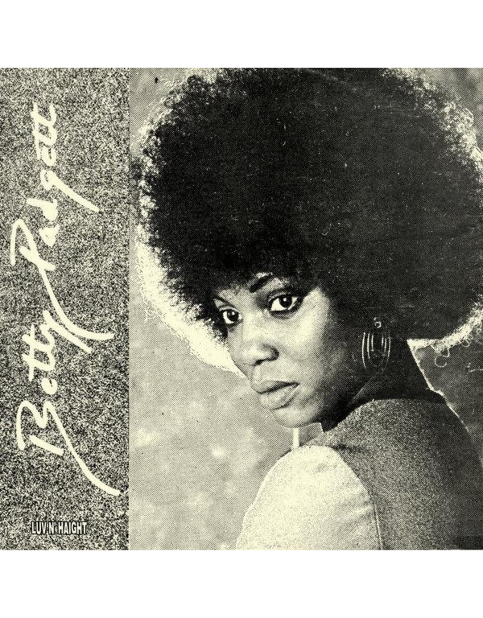 New Vinyl Betty Padgett - S/T LP