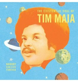 New Vinyl World Psychedelic Classics 4 - The Existential Soul Of Tim Maia 3LP