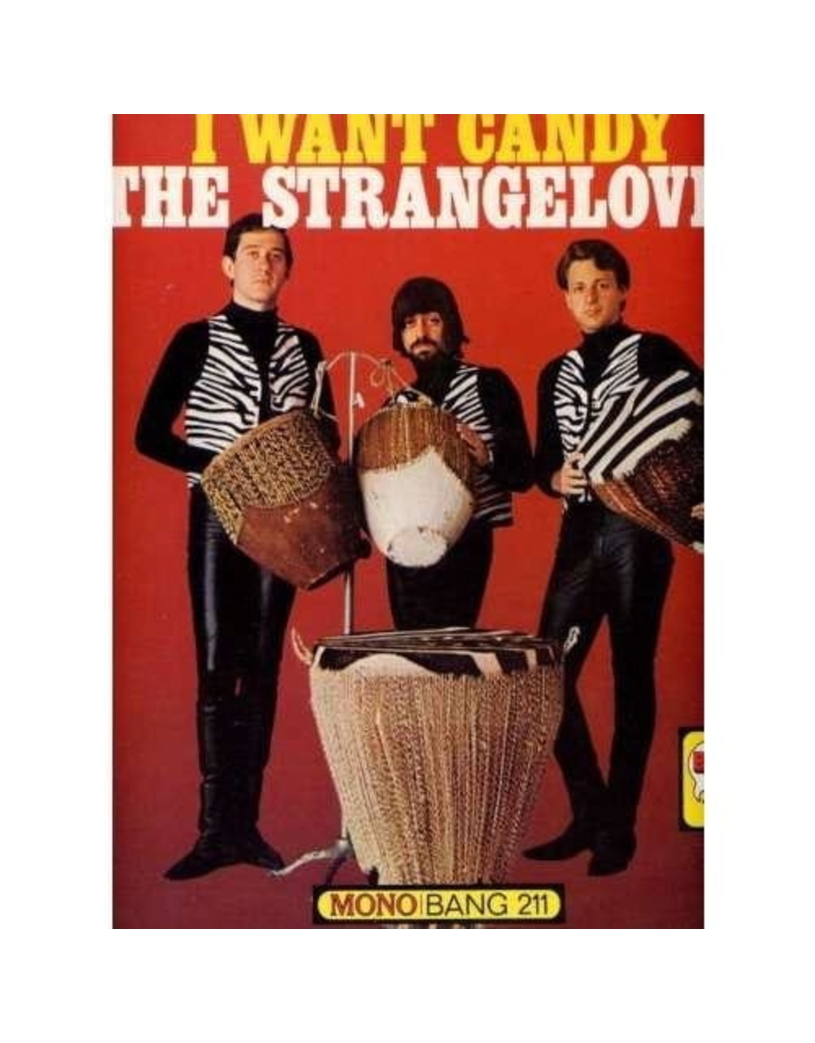 New Vinyl The Strangeloves - I Want Candy LP