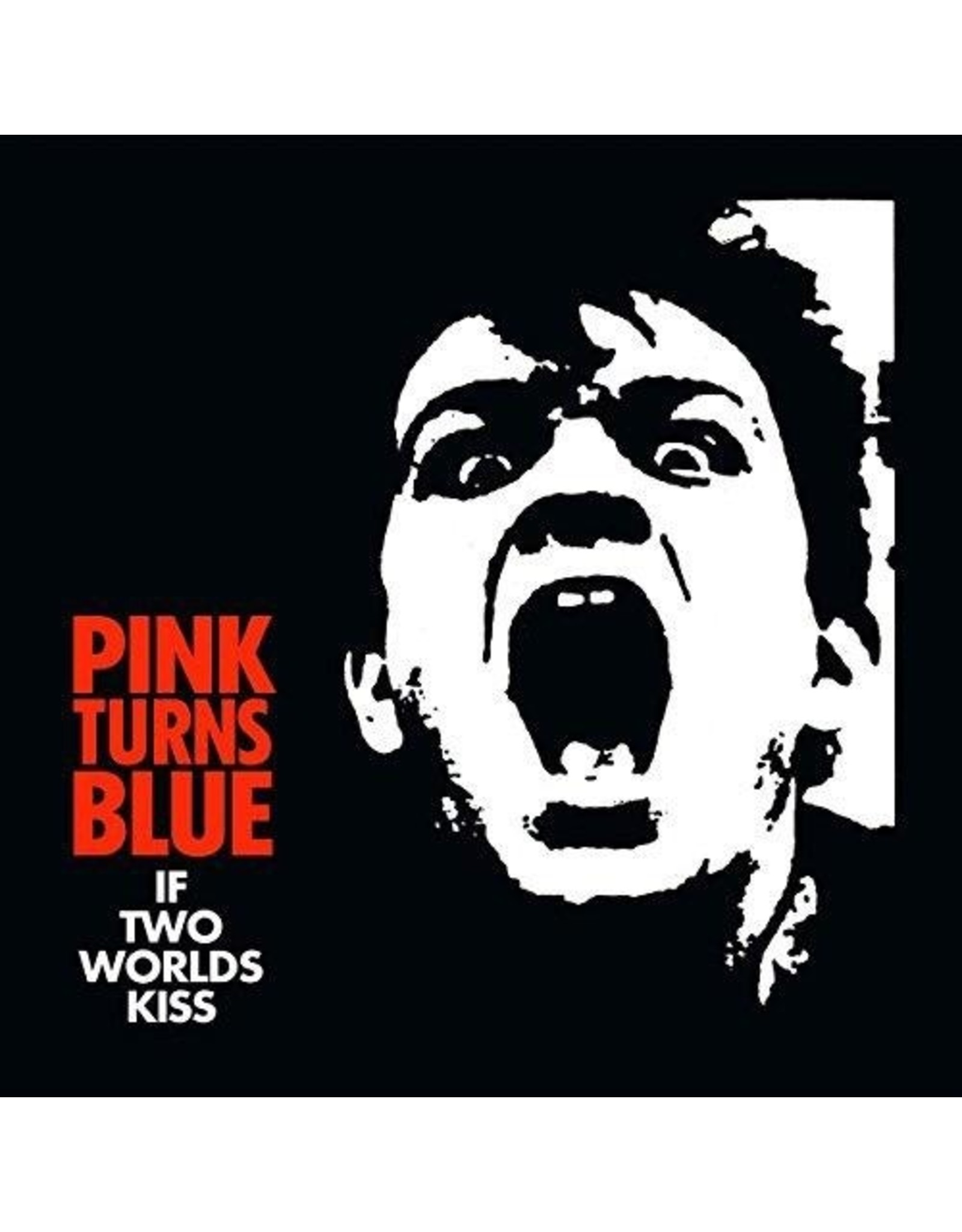 New Vinyl Pink Turns Blue - If Two Worlds Kiss LP