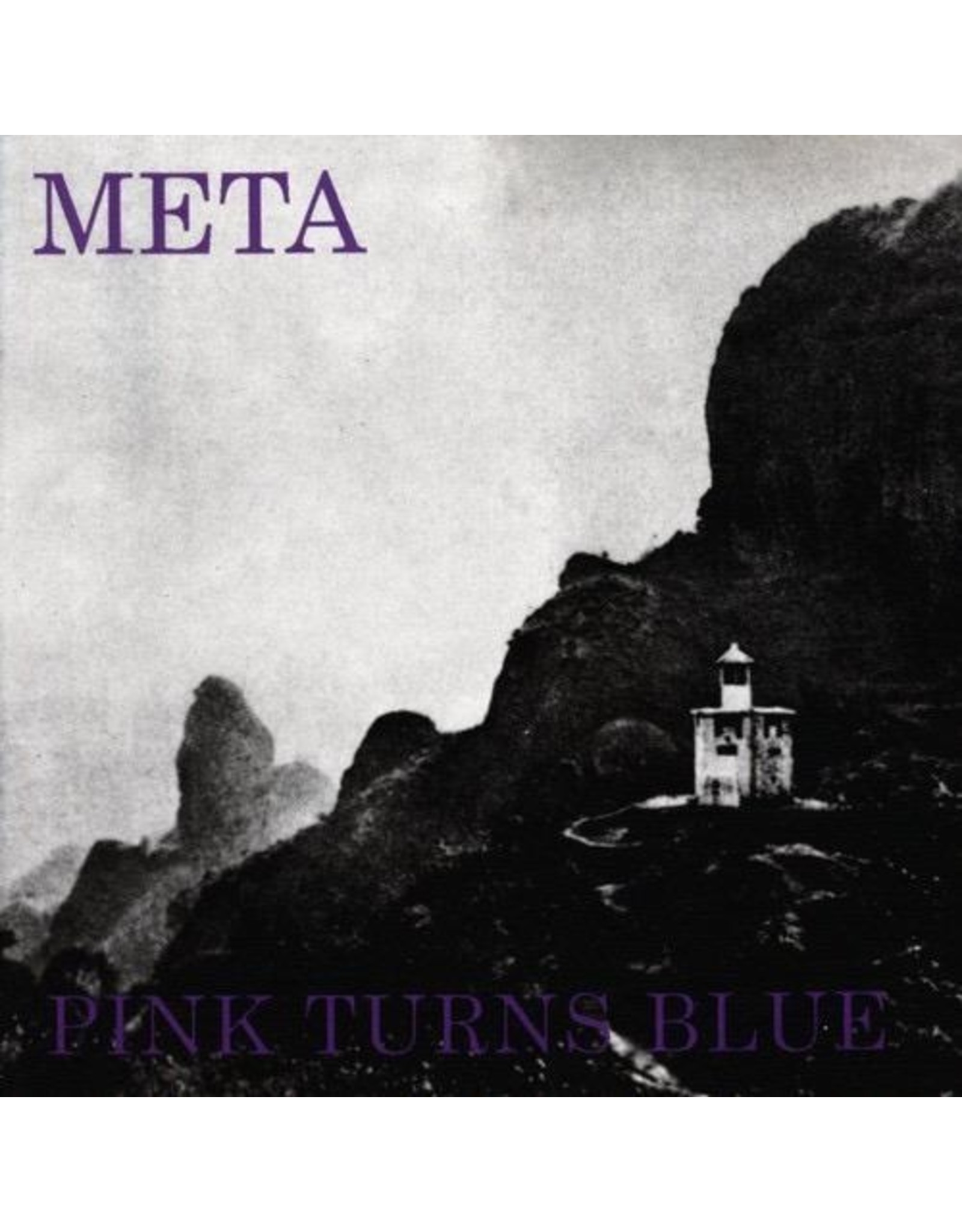 New Vinyl Pink Turns Blue - Meta LP