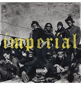 New Vinyl Denzel Curry - Imperial LP