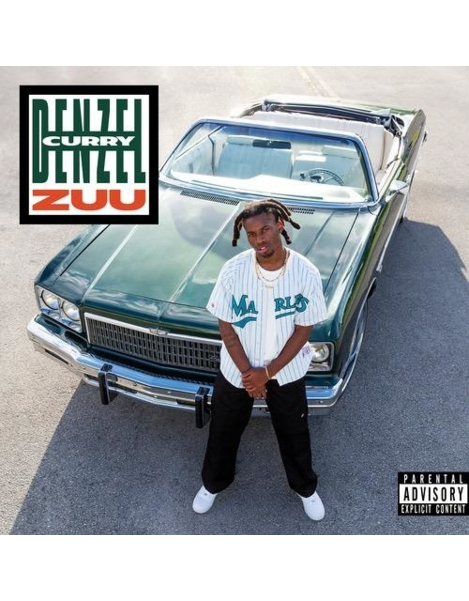 New Vinyl Denzel Curry - Zuu LP