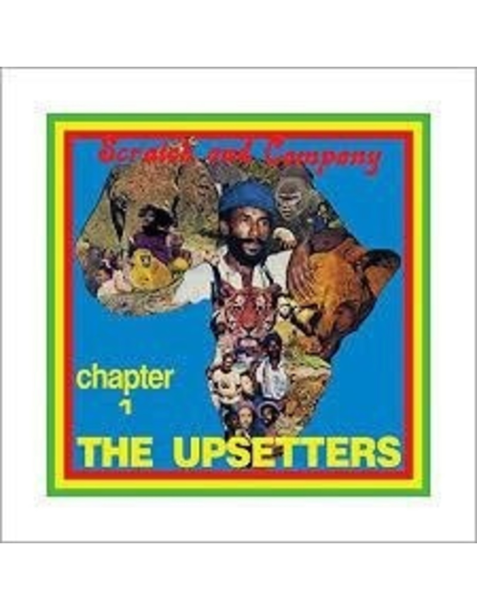 New Vinyl Lee Perry & The Upsetters - Chapter 1 LP