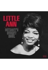New Vinyl Little Ann - Detroit's Secret Soul LP
