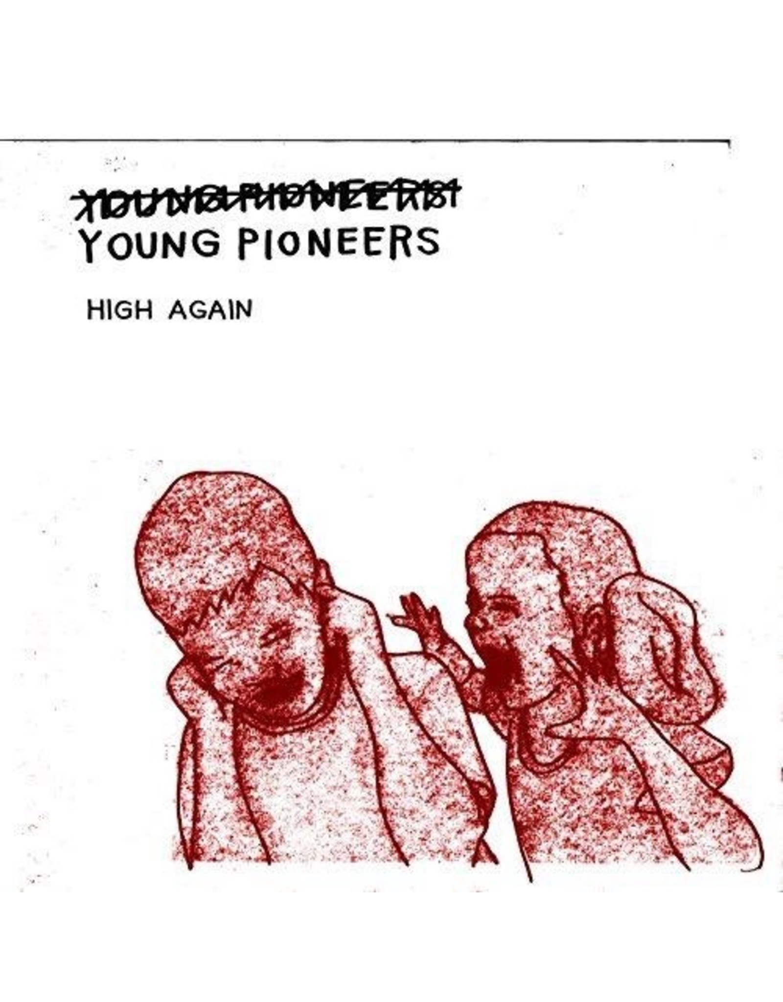 New Vinyl Young Pioneers - High Again LP