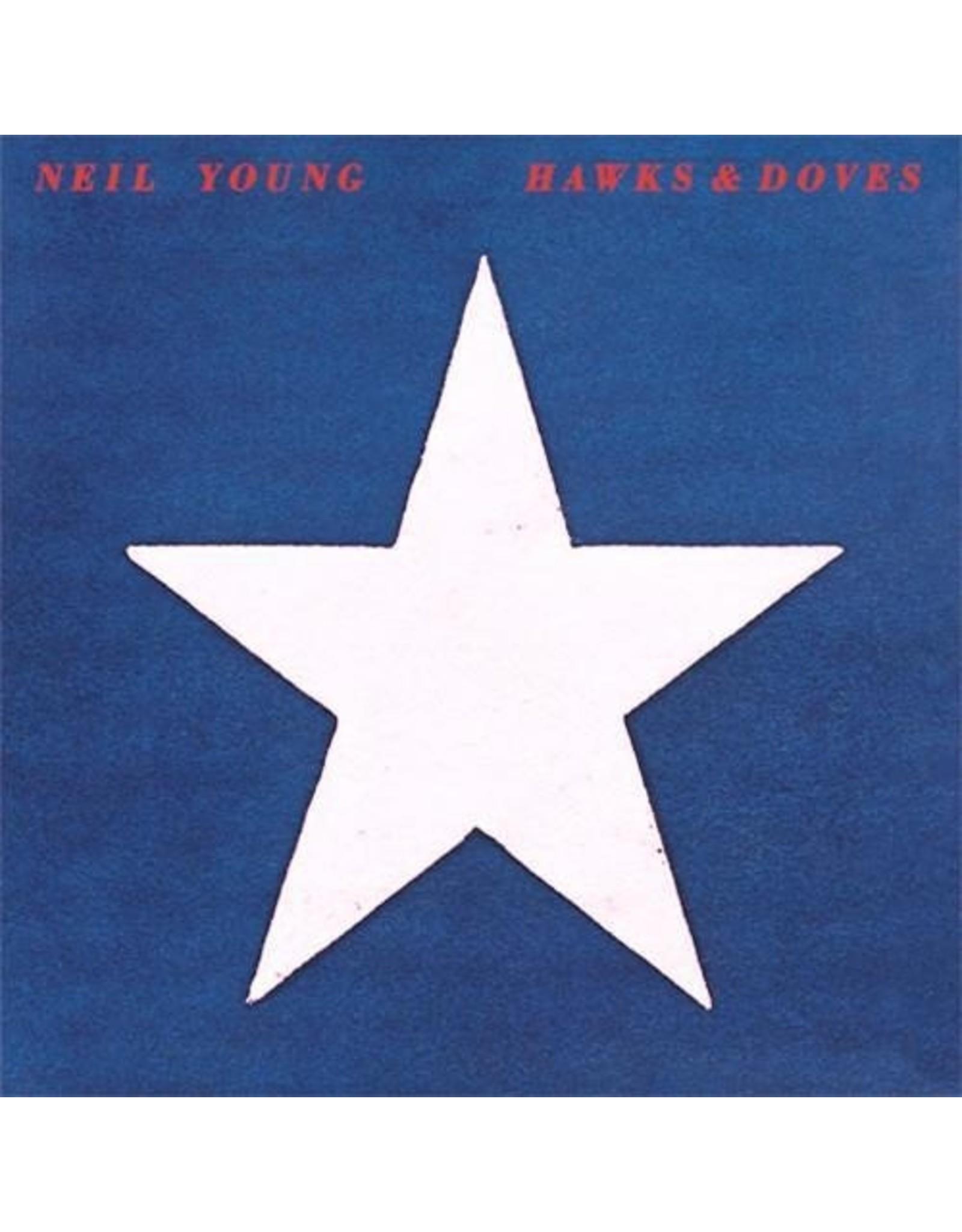 New Vinyl Neil Young - Hawks & Doves LP