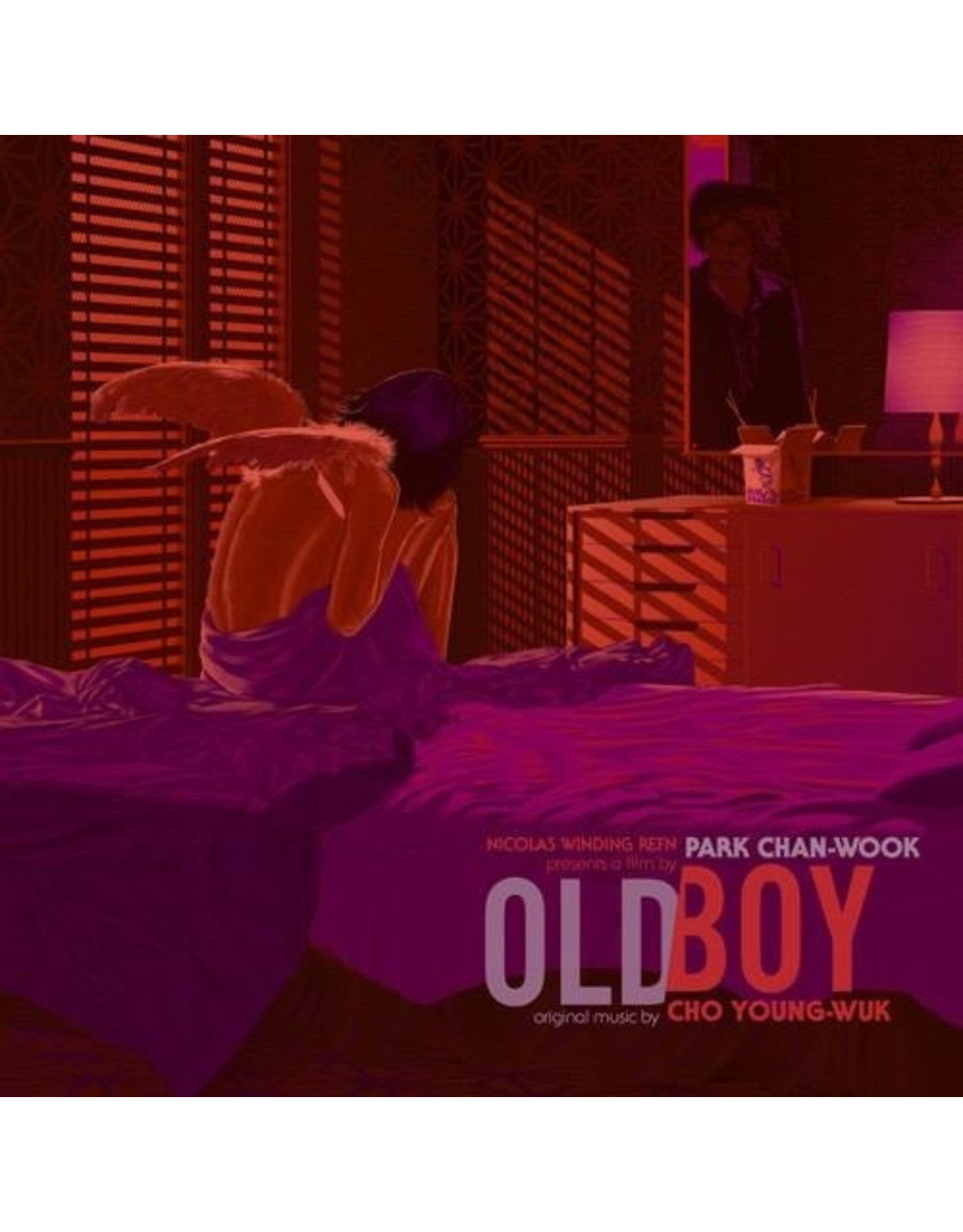 New Vinyl Cho Young-Wuk - Old Boy OST 2LP