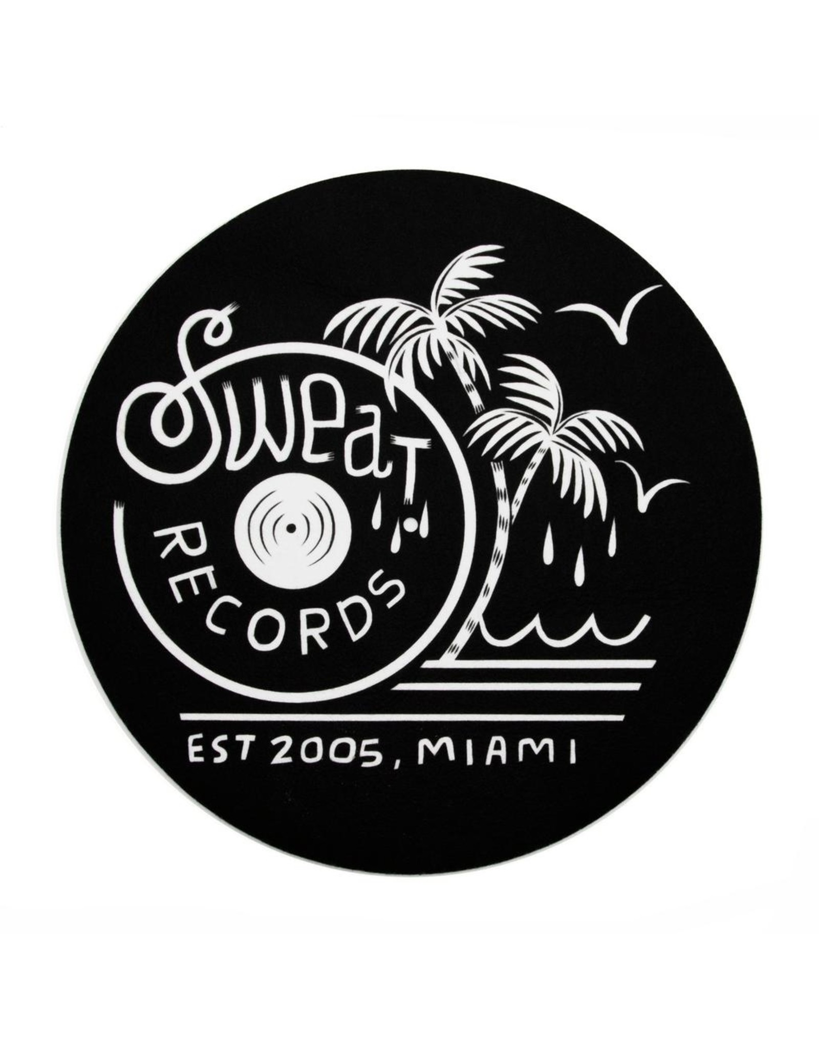 "Sweat x Brian Butler ""Palms"" Logo Slipmat"