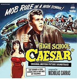 New Vinyl Nicholas Carras - High School Caesar OST LP+DVD