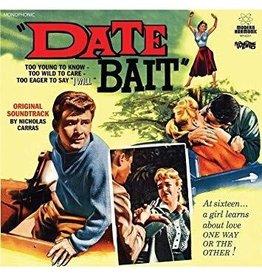 New Vinyl Nicholas Carras - Date Bait OST LP+DVD