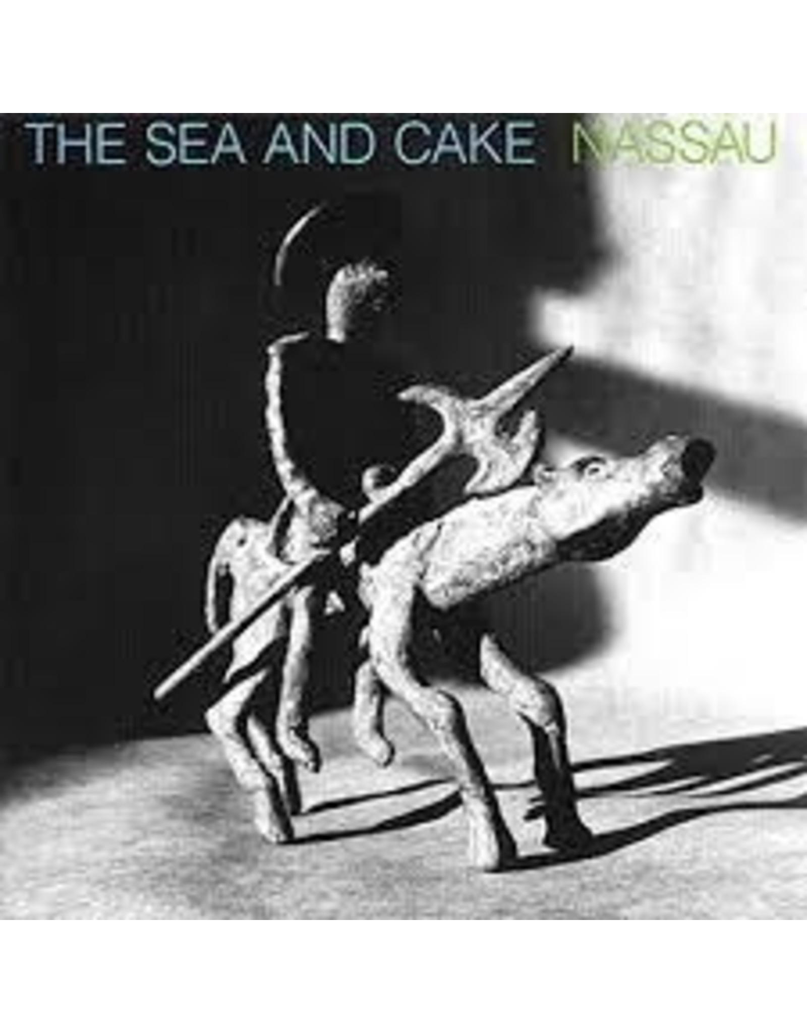 New Vinyl The Sea And Cake - Nassau 2LP